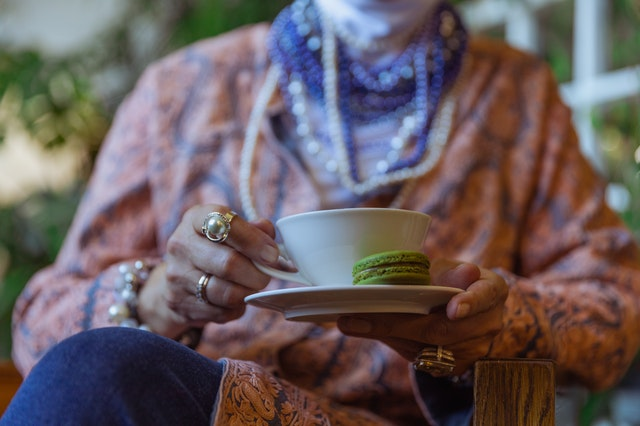 The Ethiopians have a beautiful Coffee tradition.